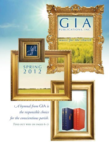 Download - GIA Publications