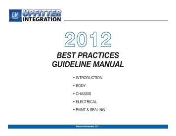 Electrical manual 2007 light duty new gm upfitter electrical best practices gm upfitter sciox Choice Image