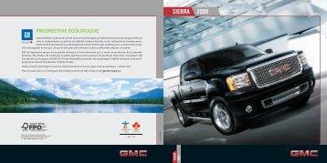 SIERRA 2009 - GM Canada