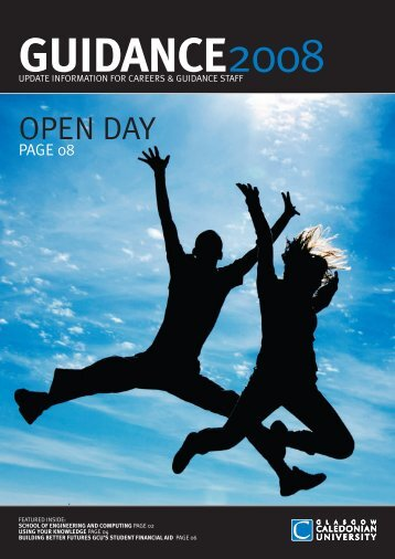 OPEN DAY - Glasgow Caledonian University