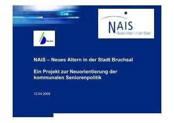 Projekt NAIS Bruchsal