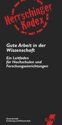 Herrschinger Kodex - GEW