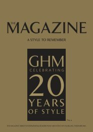 Issue 11Click to download PDF - GHM