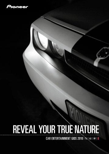 REVEAL YOUR TRUE NATURE - Gelderse Caravan Centrale