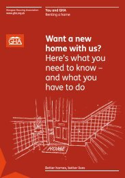 Download - Glasgow Housing Association