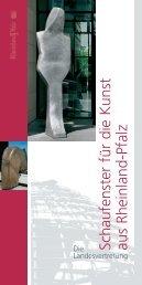 Schaufenster für die Kunst aus Rheinland-Pfalz - Vertretung des ...