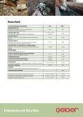 Entsorgung und Recycling - Seite 3
