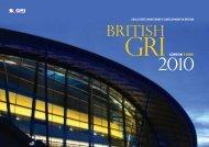 BRITISH - Global Real Estate Institute