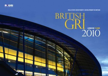BRITISH - Global Real Estate Institute