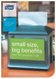 Actual size - GoHospitality