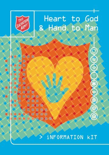Heart to God & Hand to Man - Salvation Army