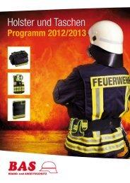Holster-und-Taschen-Programm-2012-2013 - BAS Brand