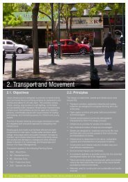 2. Transport and Movement - City of Greater Geelong