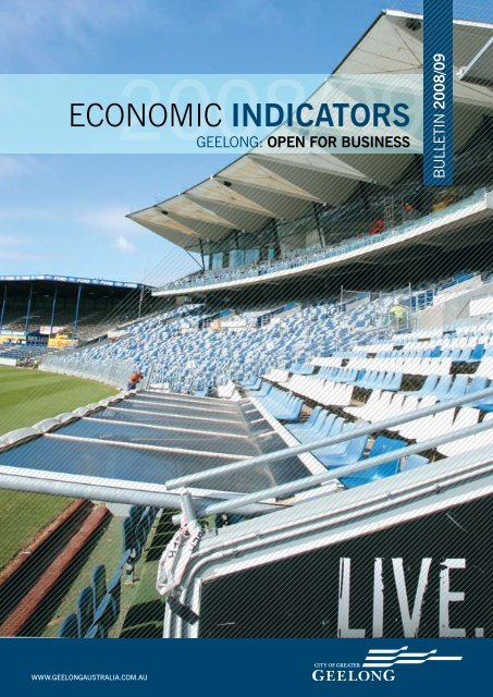 economic indicators - City of Greater Geelong