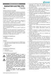 RADIATOR ELECTRIC PTC - German Electronics
