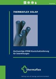 THERMAFLEX SOLAR - GEVA