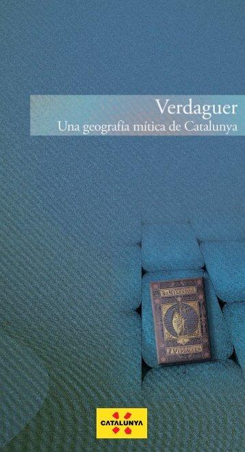 01-80 Verdaguer castellano.qxp:Castell‡ - Generalitat de Catalunya