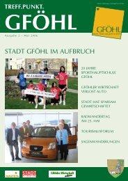 STADT GFyHL IM AUFBRUCH - Stadtgemeinde Gföhl