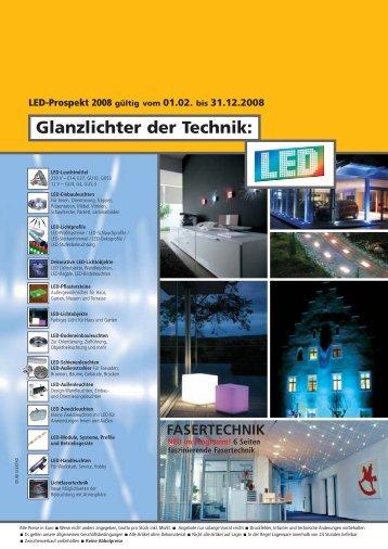 Glanzlichter der Technik: - Elektro Schwarzkopf GmbH