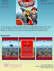 Olympic - Get Mobile game