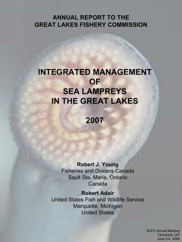 2007 Report - Great Lakes Fishery Commission