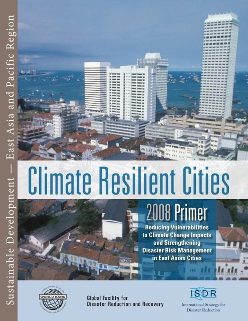 Climate Resilient Cities - GFDRR
