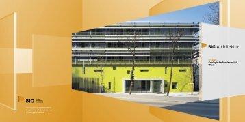 Projekt: Geologische Bundesanstalt, Wien