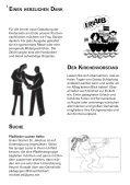 Juni / Juli 2013 NR. 33 - Gemeinde Machern - Seite 6