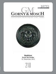 Auktion 210 - Gorny & Mosch GmbH