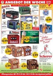 Download als PDF - Getränkefachmarkt Scherer