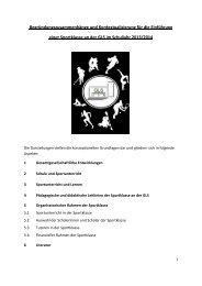 zum vollständigen Konzept (11 DIN A4-Seiten) - der Gesamtschule ...