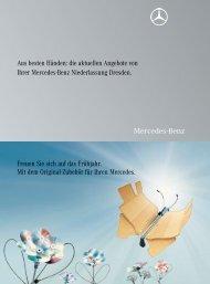 Aus besten Händen: die aktuellen Angebote ... - Mercedes-Benz.com