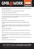 Health Care Assistants - GMB - Page 3