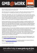 Health Care Assistants - GMB - Page 4