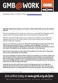 Health Care Assistants - GMB - Page 5