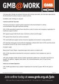 Health Care Assistants - GMB - Page 7