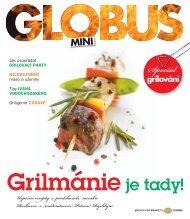 Mini Globus Grilování 2011