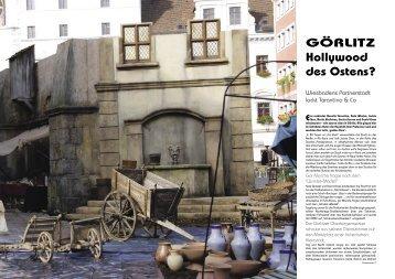WIESBADENER: Görlitz Hollywood des Ostens - Görlitz Tourismus
