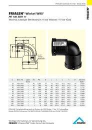 FRIALEN®-Winkel W90°
