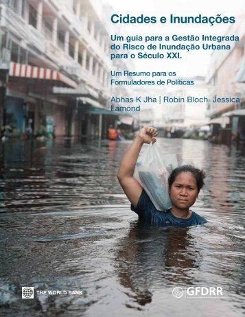 Cidades e Inundações - GFDRR