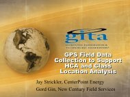 Presentation: Case Study - GPS Field Data Collection to Support ...