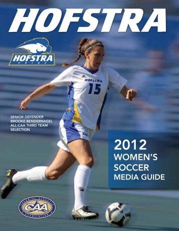 women's soccer - GoHofstra.com