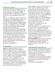 Vereinsnachrichten 100910.pub - Gemeinde Bisingen