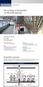 BLÜCHER® Europipe Miniguide rør og fittings - Page 5