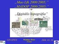 MADOP 2000/2005