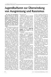 Vielfalt Altona - Archiv der Jugendkulturen