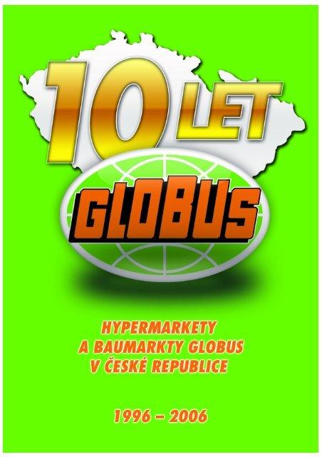 Erfolgsbuch 10 let listy - Globus