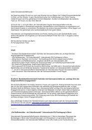 Ausgabe 7 (25. Mai 2012) - Die Genossenschaften