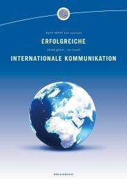 ERFOLGREICHE INTERNATIONALE ... - BLUE MOON CC Gmbh