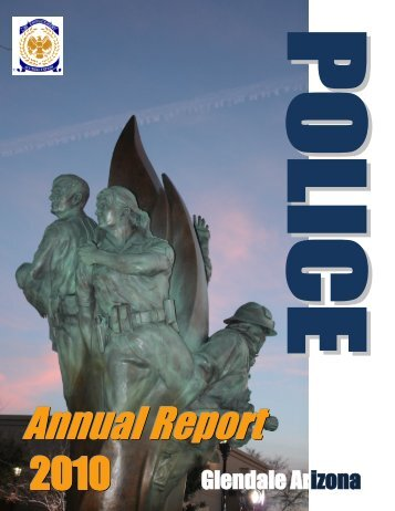 2010 Annual Report - City of Glendale